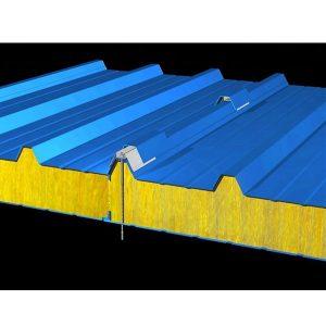 Rock Wool Sandwich Roofing Panels
