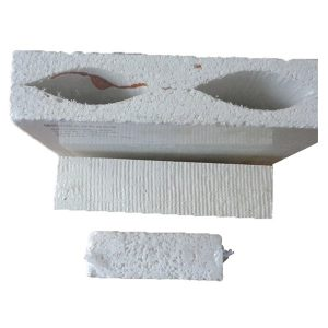 Hollow Magnesium Oxide Sandwich Panel