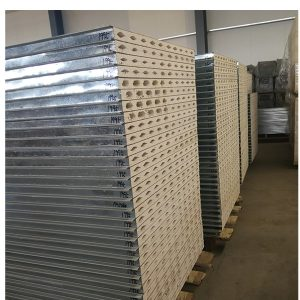 Fireproof MgO Wall Panel