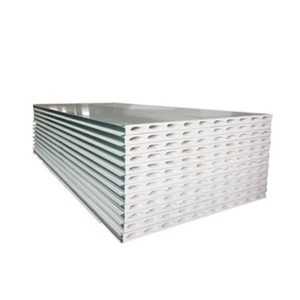 Hollow Magnesium Oxide Sandwich Panel
