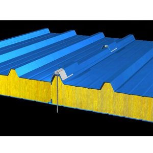 Rock Wool Sandwich Roofing Panels