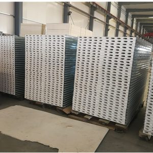 Fireproof MgO Wall Panel