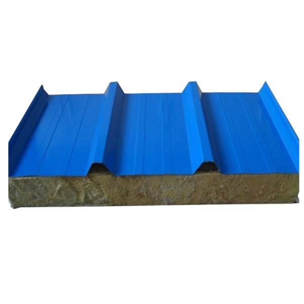 Aluminium-Rockwool-Roof-Sandwich-Panel-Roofing-