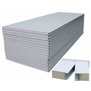 EPS sandwich walling panels