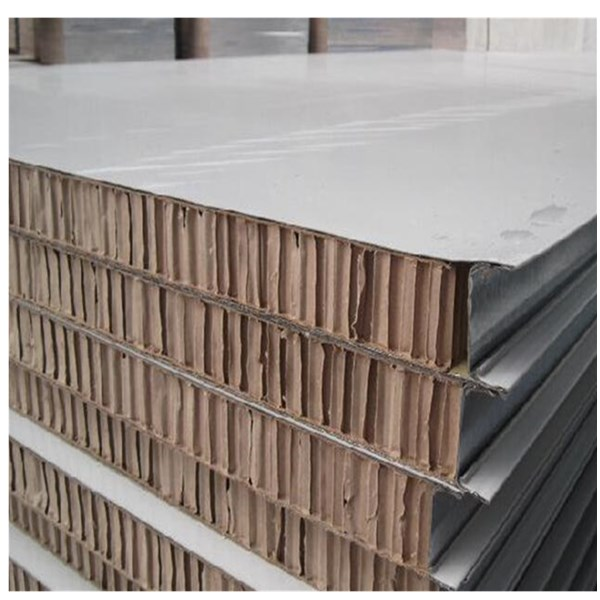 Paper-honeycomb-sandwich-panel-for-building-materies