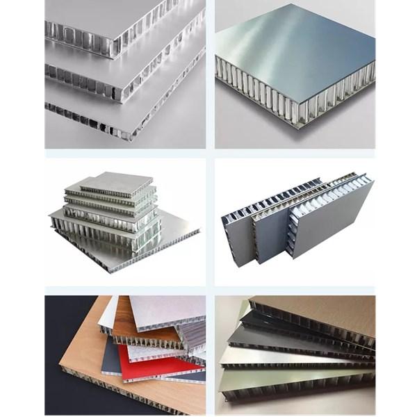 Aluminum honeycomb core panel