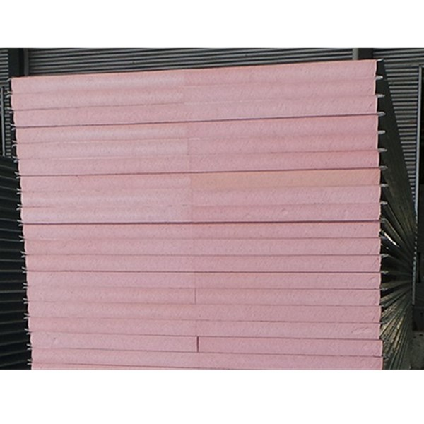Phenolic aldehyde sandwich panel 4