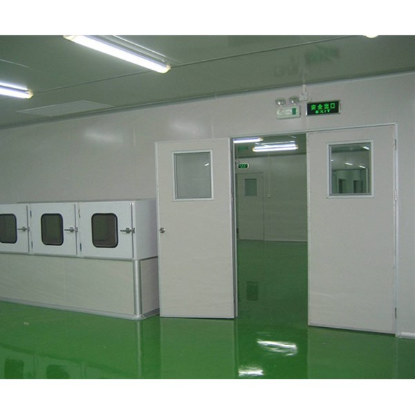 Class 10000 Clean Room Project